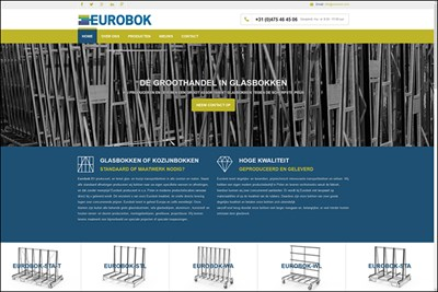Eurobok launches new website